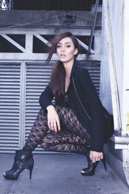 Carolina Guerra modelo