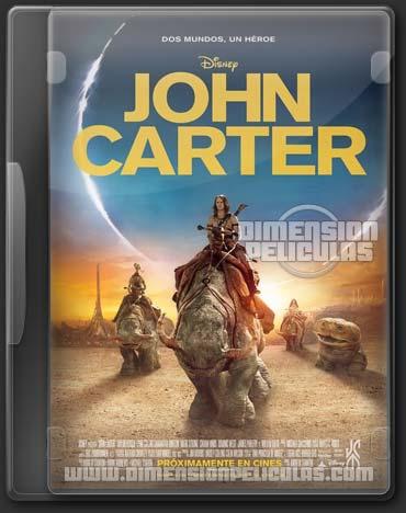 John Carter (BRRip HD Ingles Subtitulado) (2012)