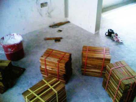 Pemasangan Lantai Kayu on Sebelum Melakukan Pemasangan Lantai Kayu Parquet Kenali Terlebih