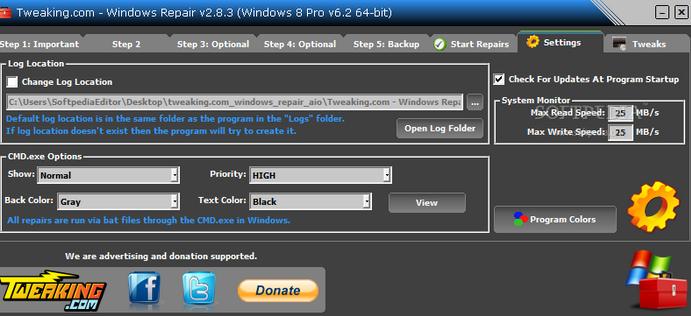 Windows Repair 2.8 Download Free