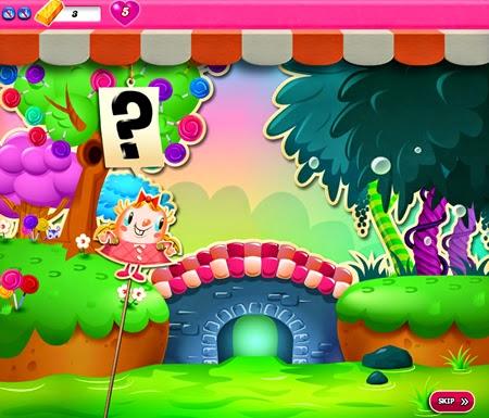 Candy Crush Saga 951-965