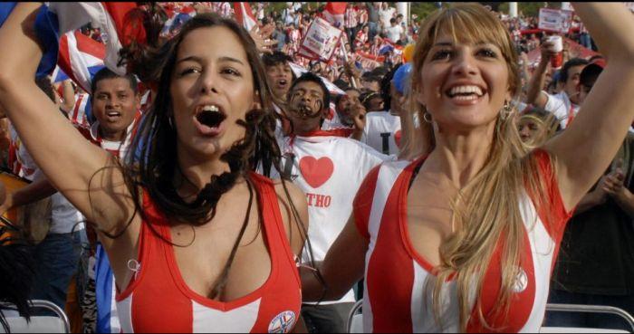 Copa America 2011: Model Larissa Riquelme Will Strip If