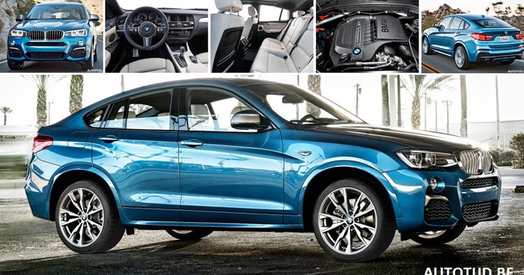 2017 bmw x4 m40i gets fresh gallery with 28 new pics. Black Bedroom Furniture Sets. Home Design Ideas