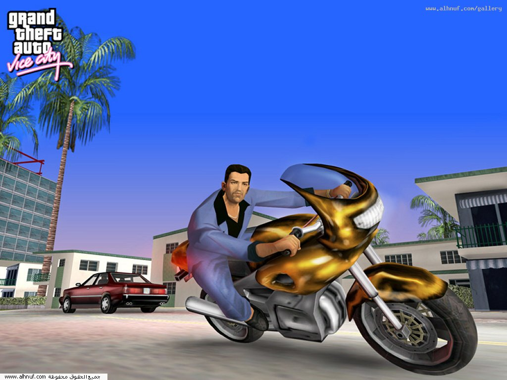 Cheat Lengkap GTA Vice City PC Langsung Tamat