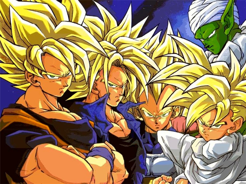 Dragon Ball Z is now being streamed on Hulu and Toonzaki, containing the ...