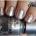 China Glaze Crinkled Chrome Swatches and Review