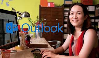 outlook correo marcar mensajes