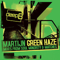 Martijn Green Haze Deep 8