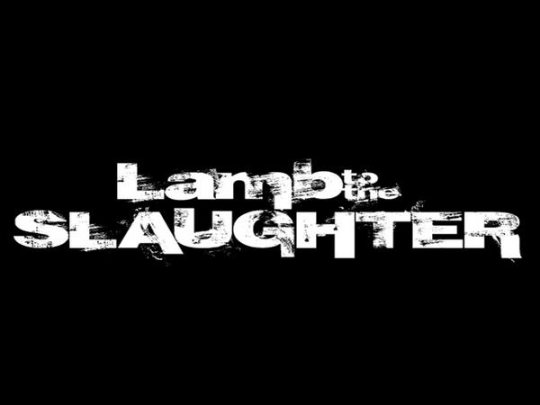 Secret5 : English Studies: LAMB TO THE SLAUGHTER