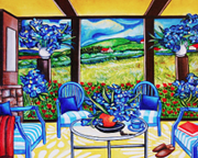 van Gogh's Serinity