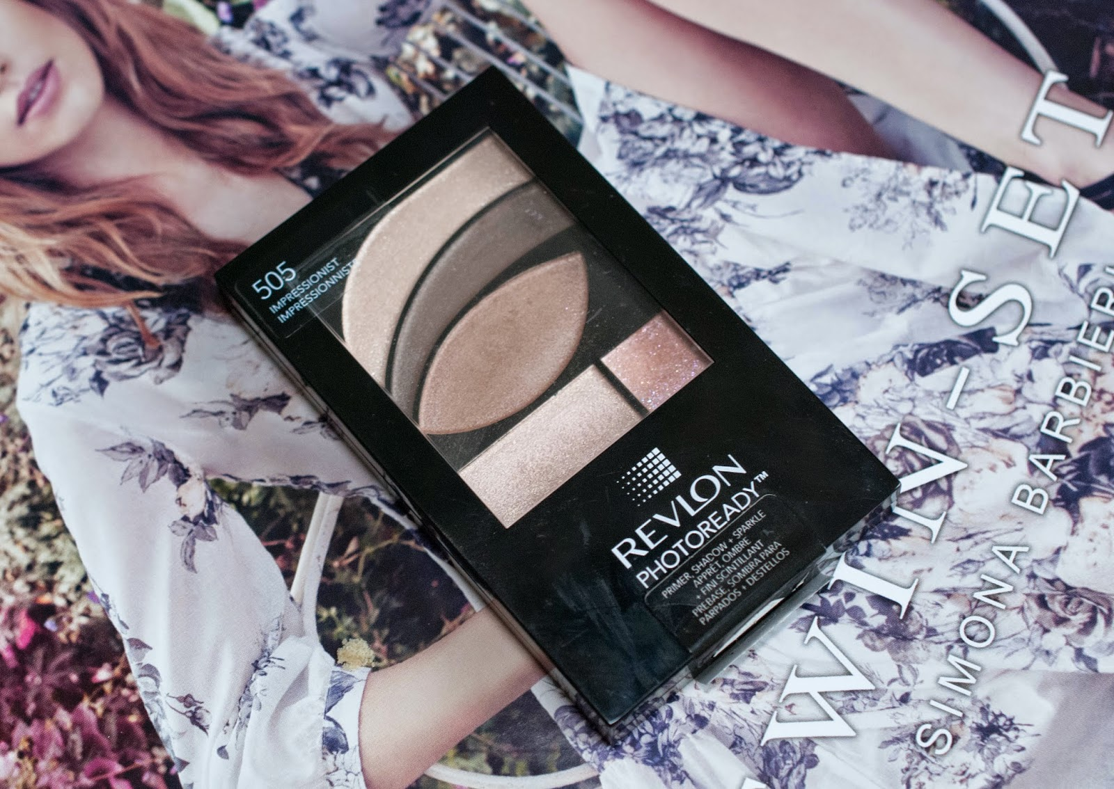 When you are running out of time revlon eyeshadow palette 505 revlon photoready eyeshadow palette in 505 impressionist ccuart Images