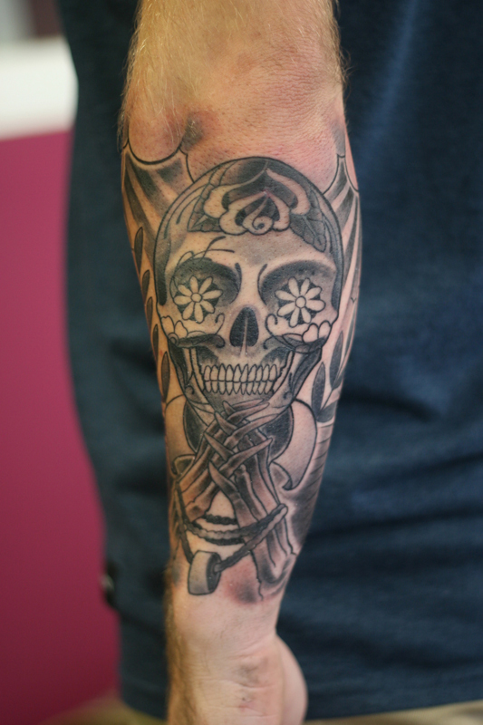Crane mexicain boardeur - Tattoo crane mexicain ...