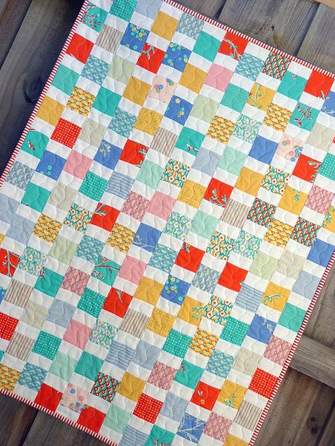 Red Pepper Quilts: City Weekend Coin Quilt : quilt in a weekend - Adamdwight.com