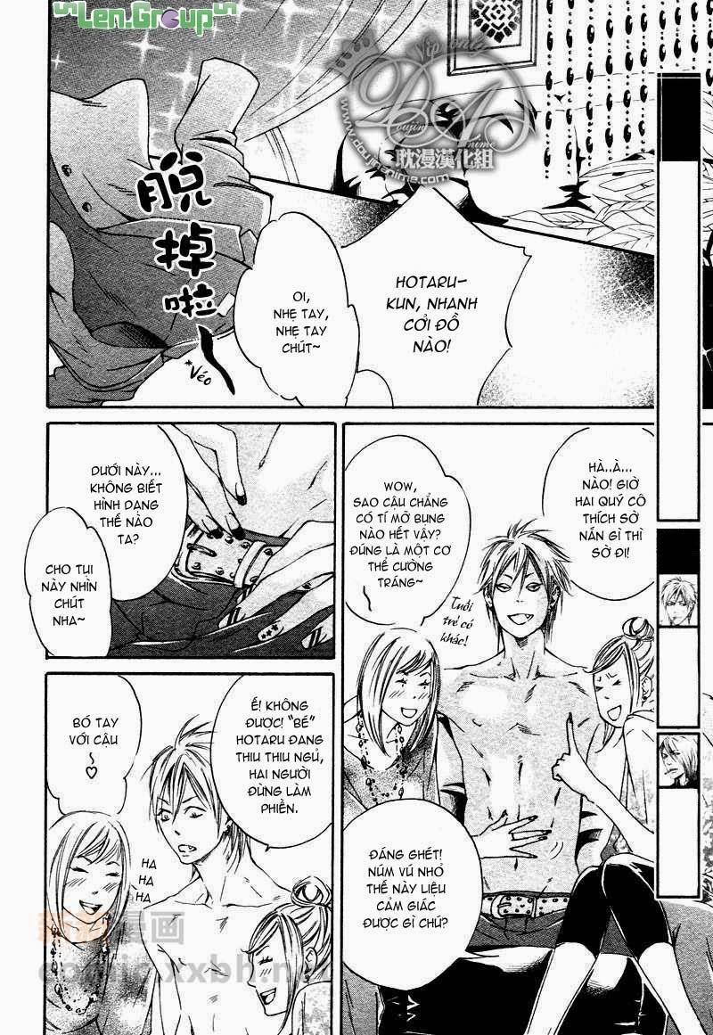Kizutsuite Romance Manga chap 2 - Trang 4