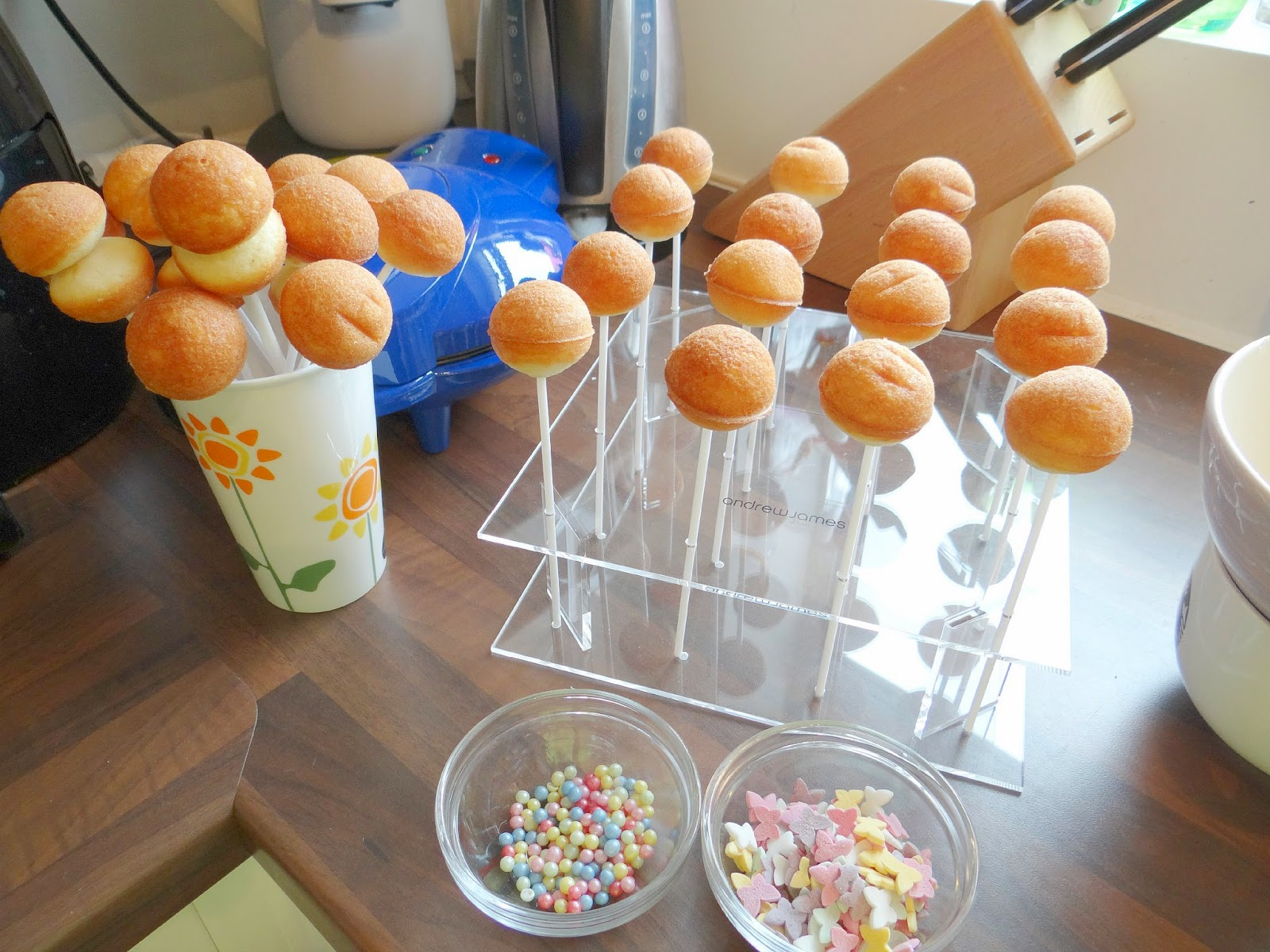 Cake Pops, Baking, Andrew James Cake Pop Maker