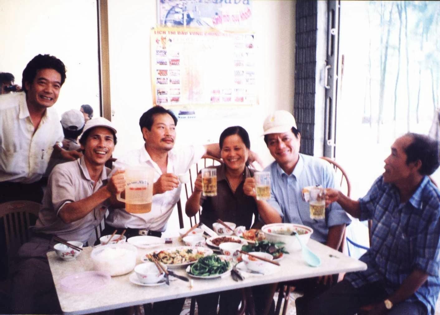 Ngày hội K6 - Nam Định 2002