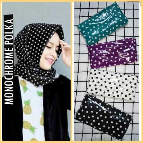 Tips Praktis Mengenakan Hijab Pashmina Terbaru image