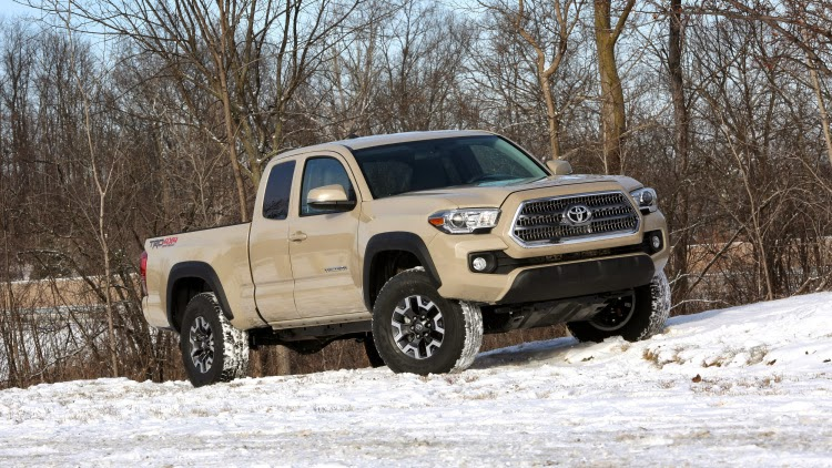 automotiveblogz 2016 toyota tacoma trd off road. Black Bedroom Furniture Sets. Home Design Ideas