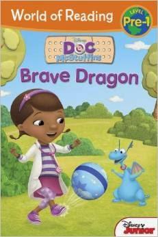 Doc McStuffins Brave Dragon