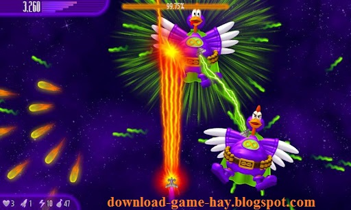 ,tai game Chicken Invaders full version,download game hay bắn gà