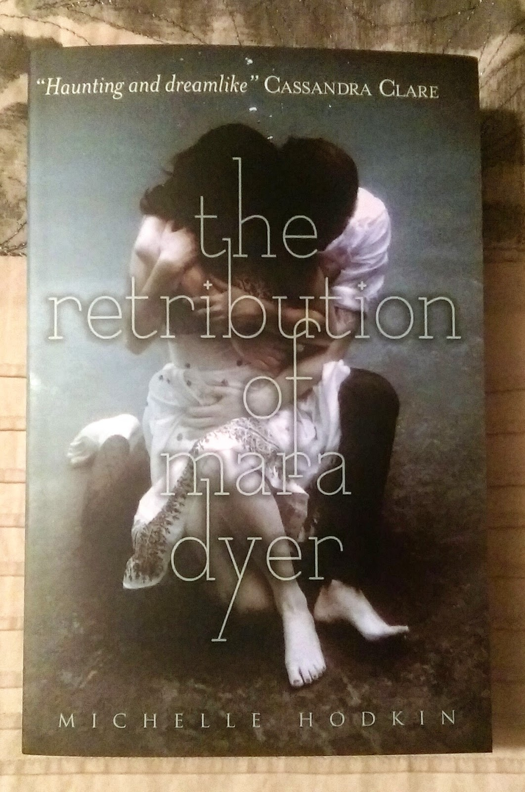 The Retribution Of Mara Dyer (mara Dyer #3) By Michelle Hodkin Finally, I  Have The Last Book! I Preordered This With My Birthday Spending Batch And  I'm