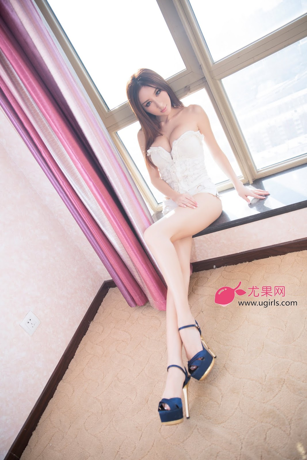 A14A6537 - Hot Photo UGIRLS NO.6 Nude Girl