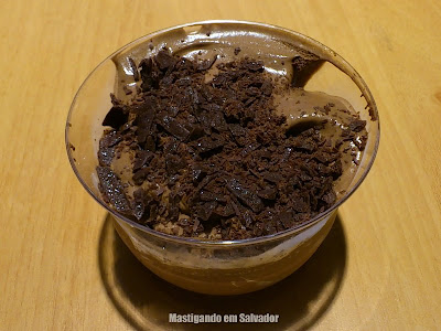 Petit Bernard: Mousse de Chocolate