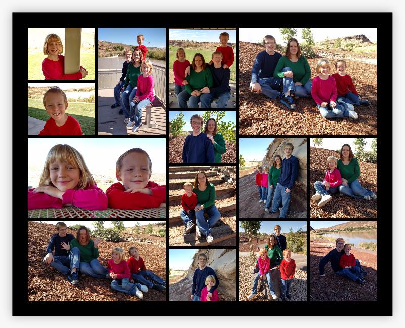 Erickson Family Pic. '16