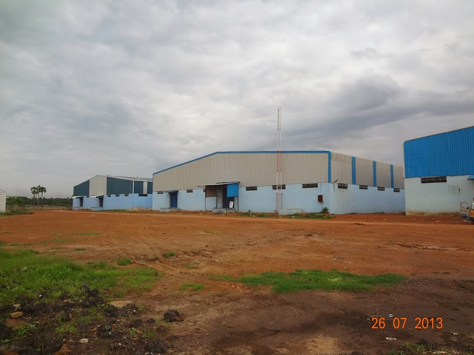 Warehouse in Chennai