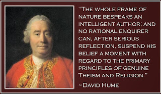 Evolution is a Lie - Intelligent Design is the Truth! Hume-intelligent-design