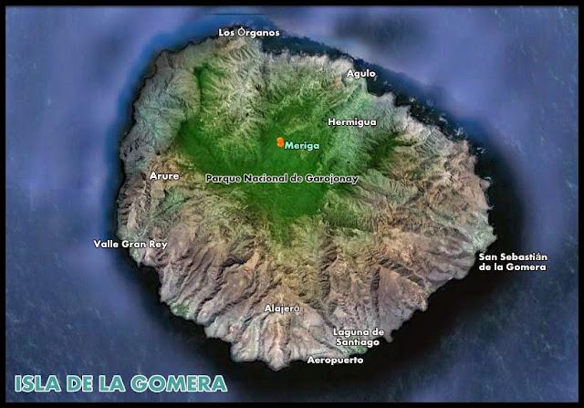 Garajonay-La-Gomera