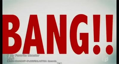 BANG!! in big red letters.