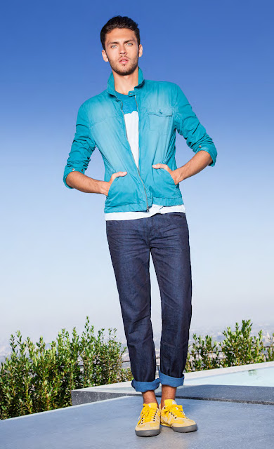 Guess' Men Lookbook 2013