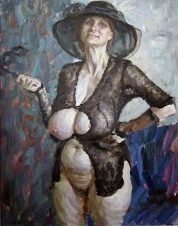 Pinturas Realistas Desnudos Que Nadie Quiere Ver