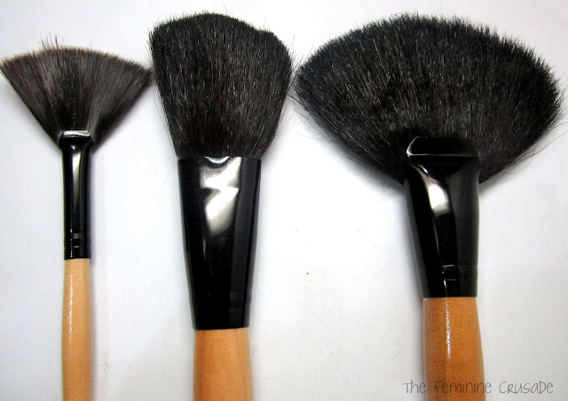 Review Fraulein 24 Pieces Brush Set Beauterazzi