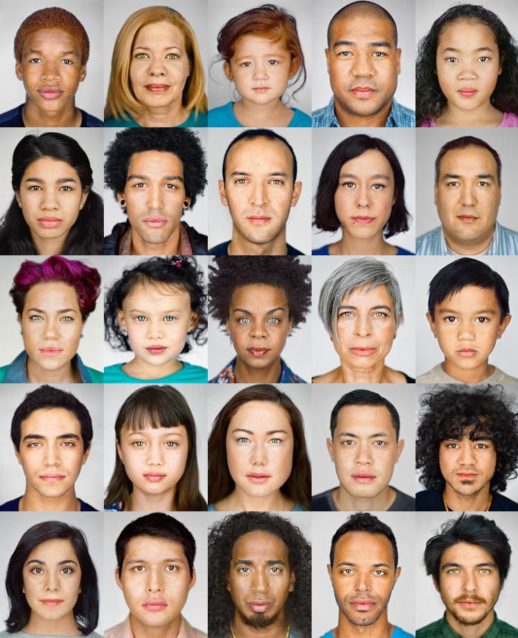 This is What Americans Will Look like by 2050 – and it's Stunning - National Geographic