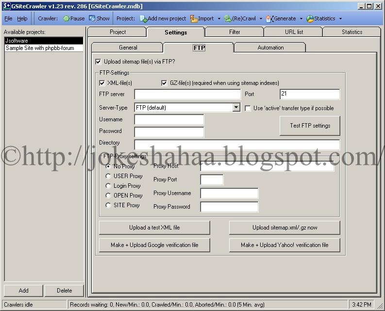 GSiteCrawler_Sitemap_Generator_for_Google_Yahoo!_MSN_FTP