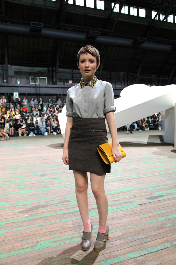 The New Style Crush Emily Browning THE DAYDREAMER