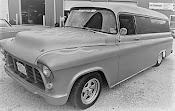 1958 Panel Van