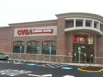 new cvs and all american steakhouse in ashland manassas virginia