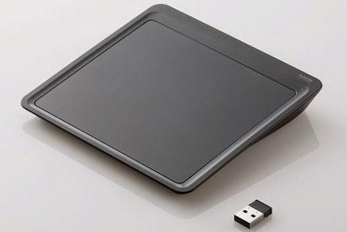 pengertian dan fungsi touchpad