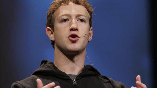 Biodata Mark Zuckerberg