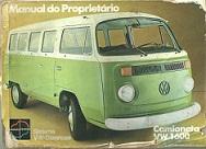 MANUAL DA KOMBI 1976