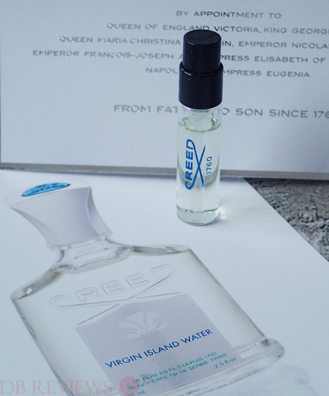 The Jet Set Perfume Discovery Box from The Perfume Society