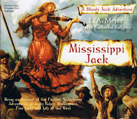Cover of Mississippi Jack by L. A. Meyer