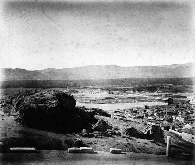 παλιά Αθήνα-παλιές φωτογραφίες της Αθήνας-Αθήνα–Άρειος Πάγος-λόγια απλά