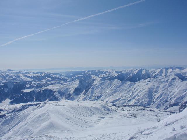 Грузинские горы