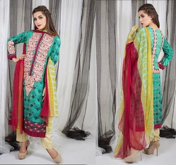SHEEN Eid Collection 2014