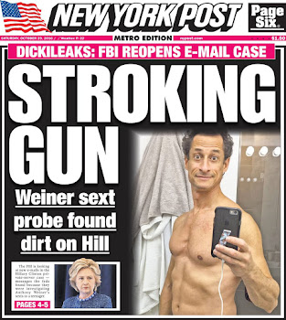 Hillary's Wiener Ties Get Her Back in Trouble