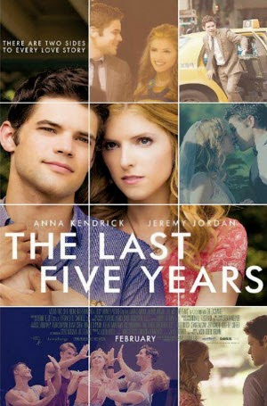The Last Five Years: Theatrical Poster